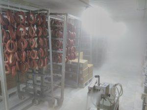 Ortam & Hava Dezenfektanları ( sisleme )